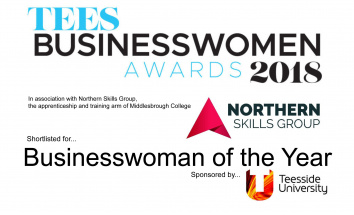 Shortlisted For Businesswoman Of The Year