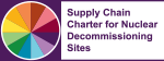 Supply Chain Charter for Nuclear Decommisioning Sites